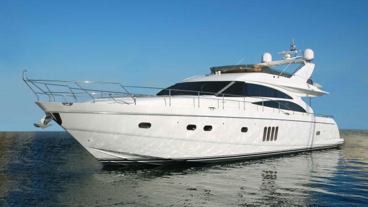 Яхта для мега тура